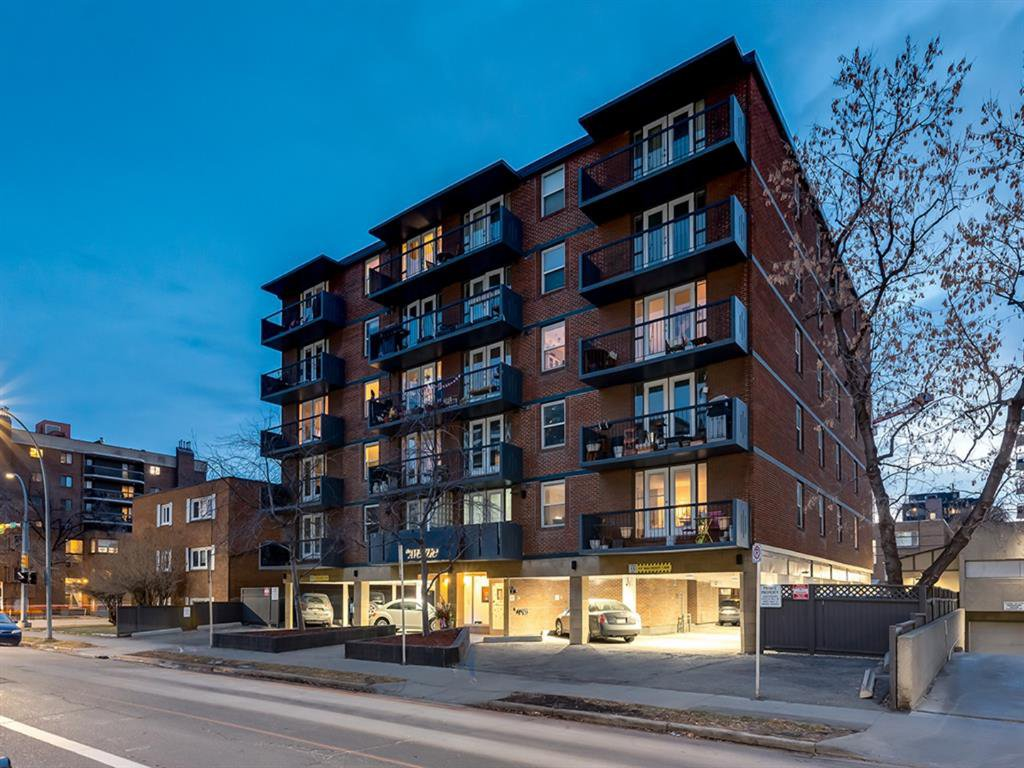 Main Photo: 503 605 14 Avenue SW in Calgary: Beltline Apartment for sale : MLS®# A1054376