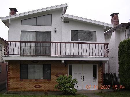 Main Photo: 2259 E 38TH AV in Vancouver: House for sale (Canada)  : MLS®# V677602
