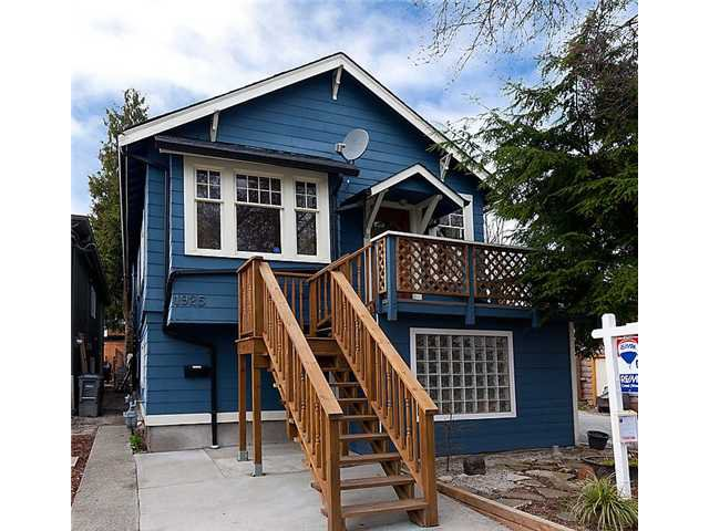 Main Photo: 1925 GARDEN Drive in Vancouver: Grandview VE House for sale (Vancouver East)  : MLS®# V936099