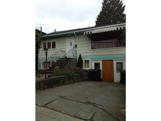 Photo 2: Photos: 343 HOSPITAL Street in New Westminster: Sapperton House for sale : MLS®# V989266