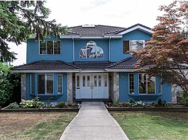 Main Photo: 5852 MCKEE Street in Burnaby: South Slope House for sale (Burnaby South)  : MLS®# V1082621