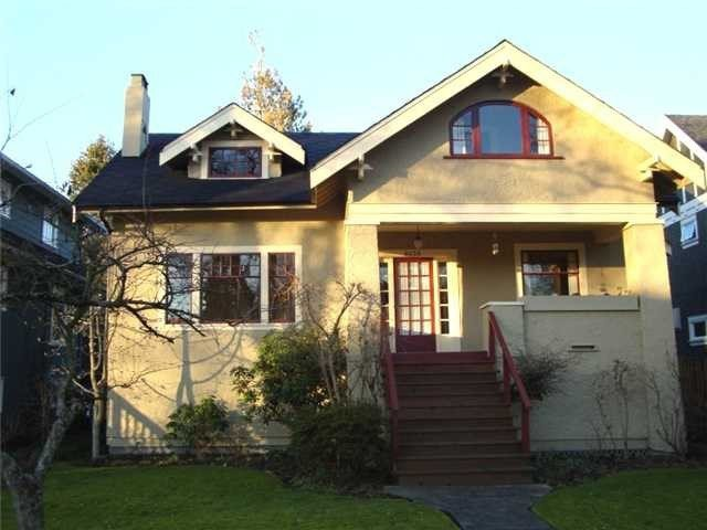 Main Photo: 2635 W 43 AV in Vancouver: Kerrisdale House for sale (Vancouver West)  : MLS®# V1131085