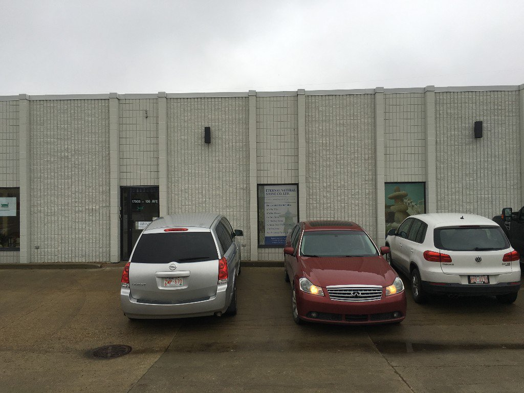 Main Photo: 101 17903 106 Avenue: Industrial for lease