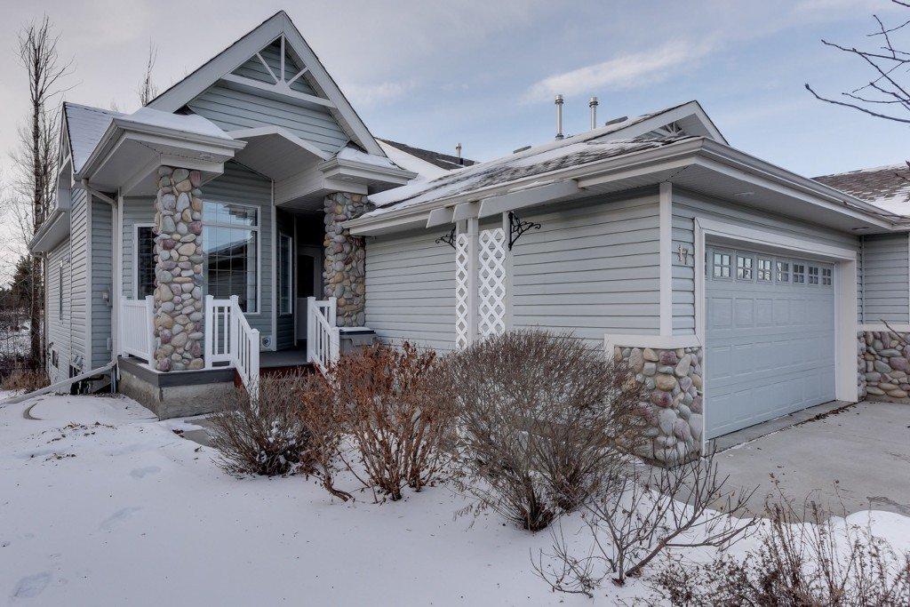 Main Photo: 17 Briarwood Village: Stony Plain House Half Duplex for sale : MLS®# E4046011