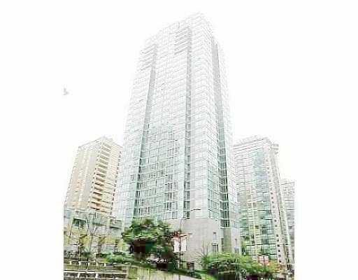 "Main Photo: 1288 W GEORGIA Street in Vancouver: West End VW Condo for sale in ""RESIDENCES ON GEORGIA"" (Vancouver West)  : MLS®# V626152"