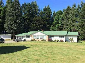 Main Photo: 828 Clearbrook Road in Abbotsford: House for sale : MLS®# F1444088