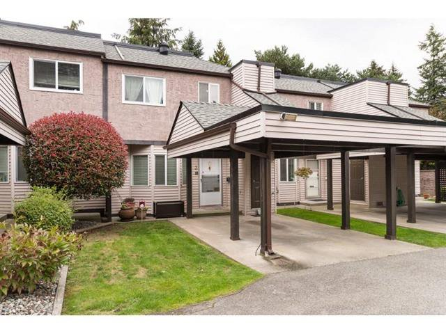 Main Photo: 3 7551 140 Street in Surrey: East Newton Townhouse for sale : MLS®# R2307965