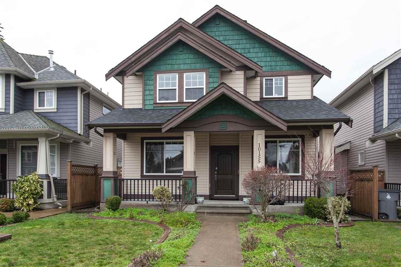Main Photo: 10155 128A STREET in Surrey: Cedar Hills House for sale (North Surrey)  : MLS®# R2358947