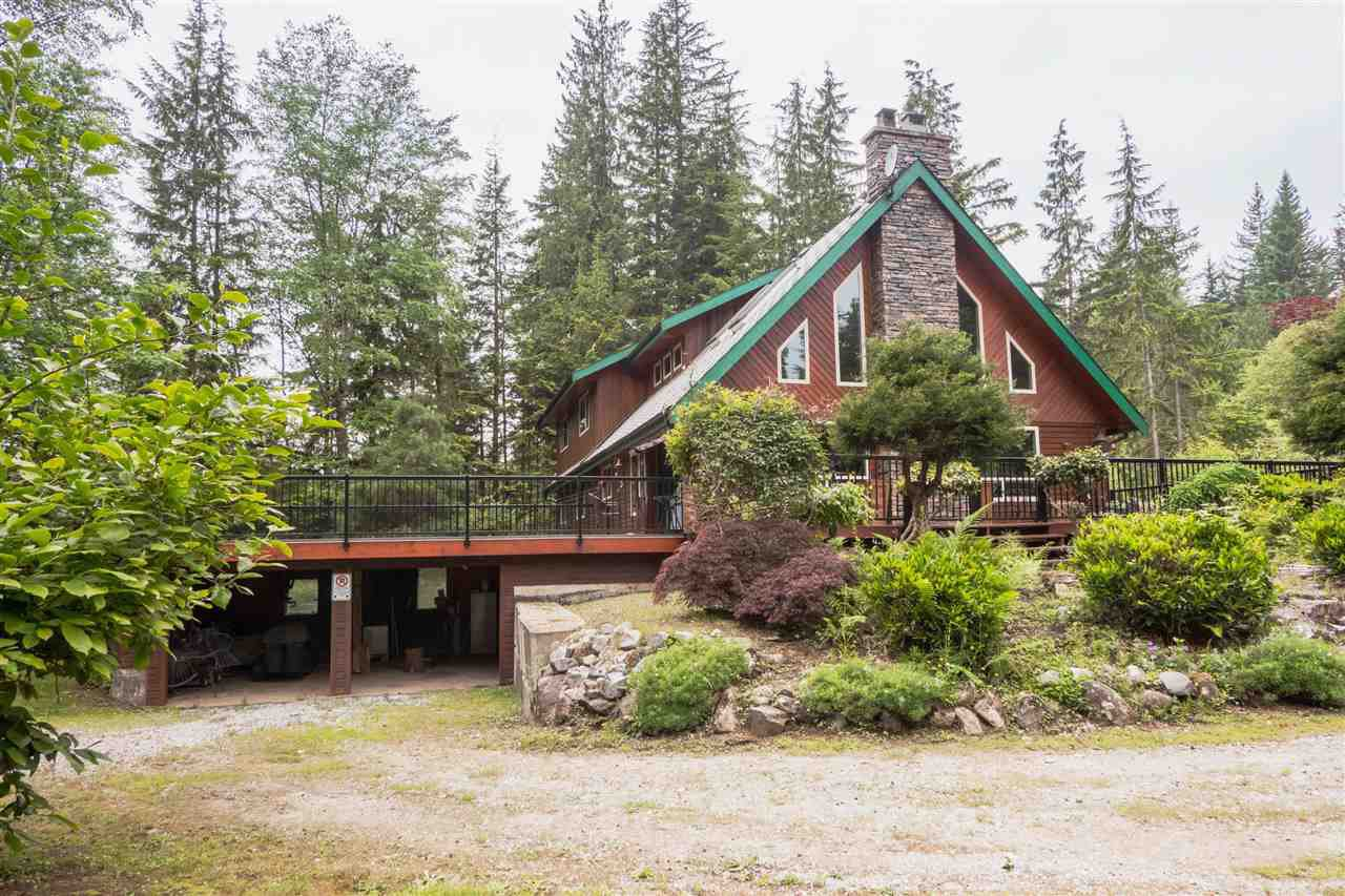 Main Photo: 13061 BELL Street in Mission: Stave Falls House for sale : MLS®# R2406044
