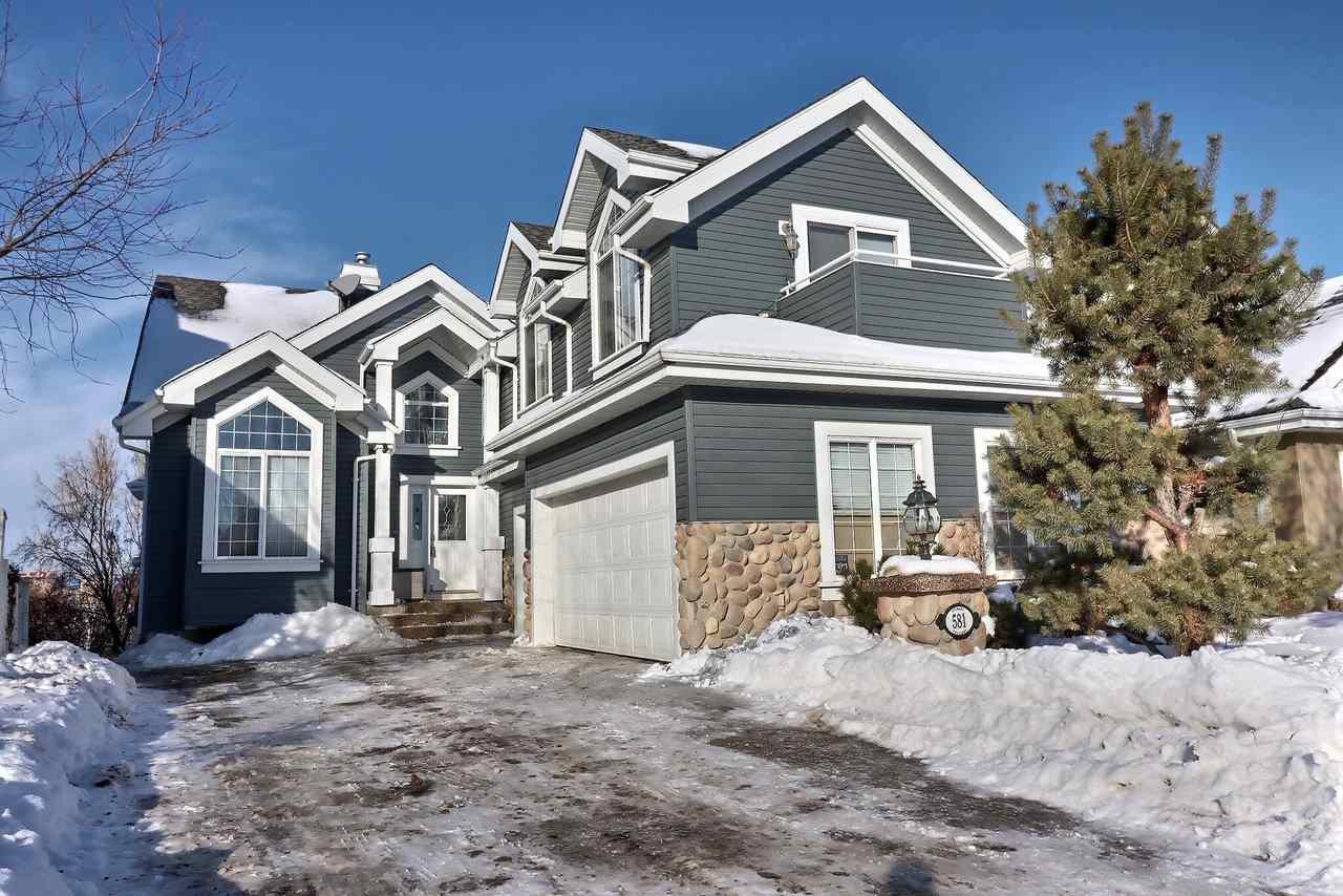Main Photo: 581 STEWART Crescent in Edmonton: Zone 53 House for sale : MLS®# E4185640
