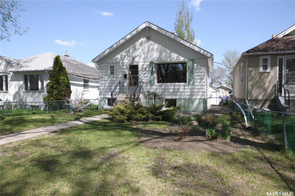 Main Photo: 1309 Princess Street in Regina: Washington Park Residential for sale : MLS®# SK809273