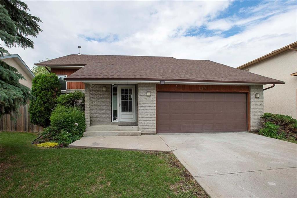 Main Photo: 567 Templeton Avenue in Winnipeg: Garden City Residential for sale (4F)  : MLS®# 202014719