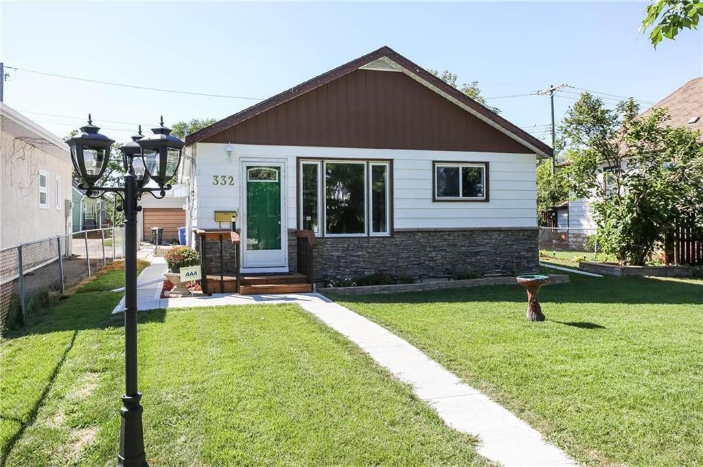 Main Photo: 332 Hampton Street in Winnipeg: St James Residential for sale (5E)  : MLS®# 202021493