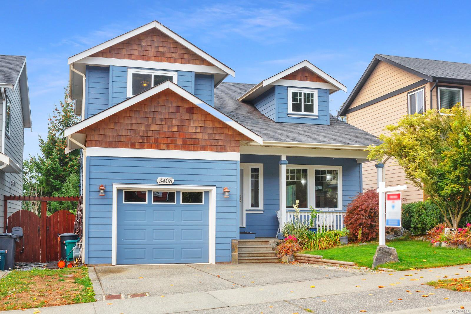 Main Photo: 3408 Turnstone Dr in : La Happy Valley House for sale (Langford)  : MLS®# 856116