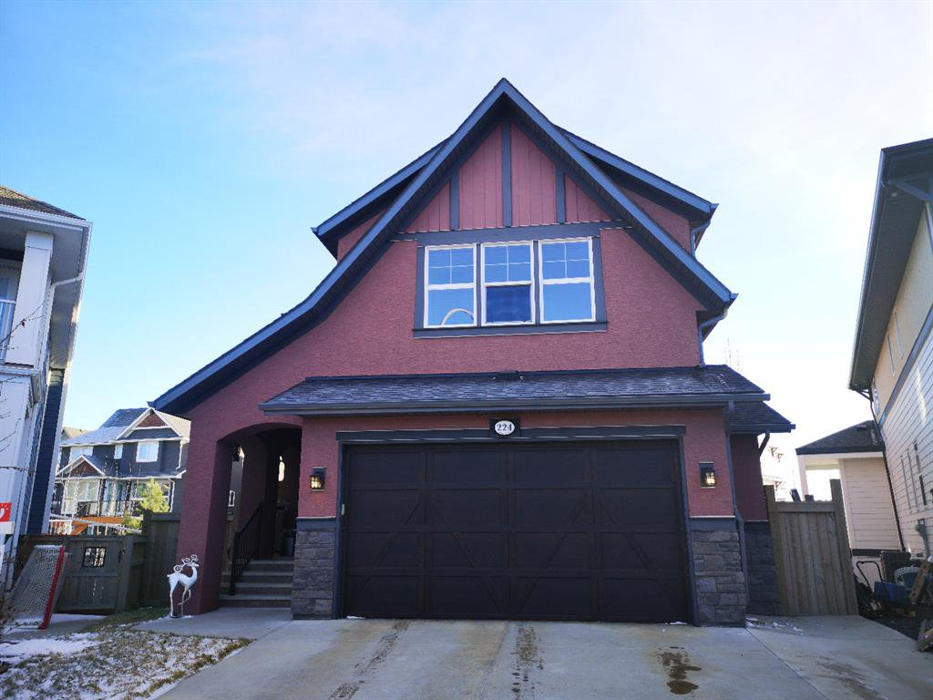 Main Photo: 224 Mahogany Bay SE in Calgary: Mahogany Detached for sale : MLS®# A1045132