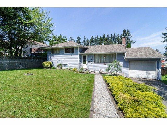 Main Photo: 13161 100A AV in Surrey: Cedar Hills House for sale (North Surrey)  : MLS®# F1311610