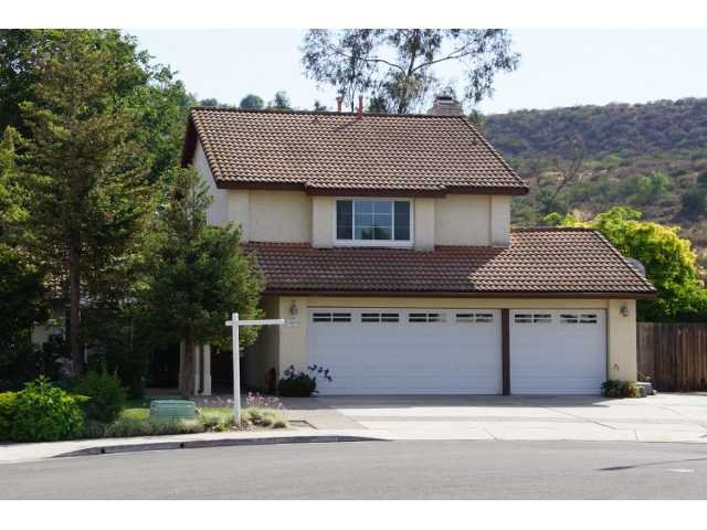 Main Photo: POWAY House for sale : 4 bedrooms : 12472 Pintail Court