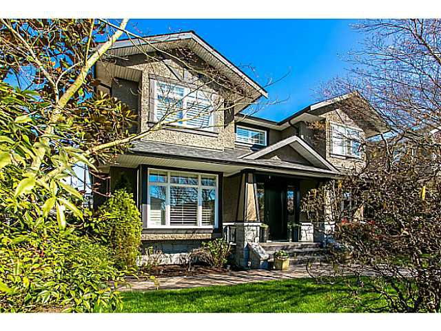 "Main Photo: 3745 OXFORD Street in Burnaby: Vancouver Heights House for sale in ""THE HEIGHTS"" (Burnaby North)  : MLS®# V1016076"