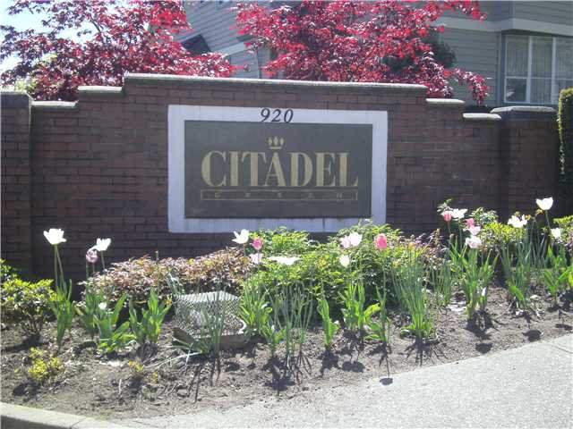 "Main Photo: 5 920 CITADEL Drive in Port Coquitlam: Citadel PQ Townhouse for sale in ""CITADEL GREEN"" : MLS®# V1021282"