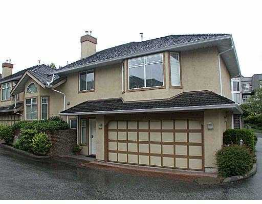 """Main Photo: 1 56 RICHMOND ST in New Westminster: Fraserview NW Townhouse for sale in """"FRASERVIEW PARK"""" : MLS®# V541884"""