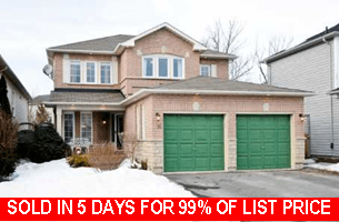 Main Photo: 16 Bonathon Crescent in Bowmanville: Freehold for sale