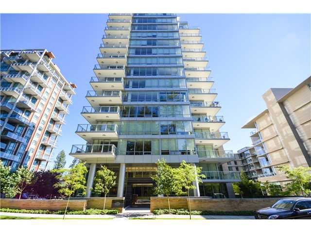Main Photo: # 301 5838 BERTON AV in Vancouver: University VW Condo for sale (Vancouver West)  : MLS®# V1021508
