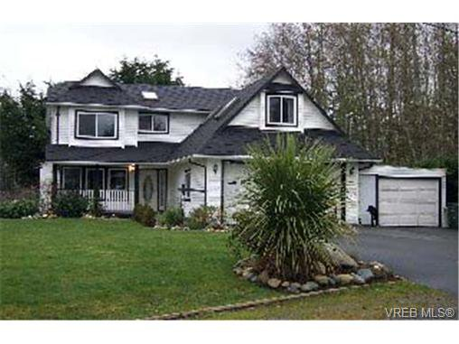 Main Photo: 1569 Dufour Road in SOOKE: Sk Whiffin Spit Single Family Detached for sale (Sooke)  : MLS®# 172964