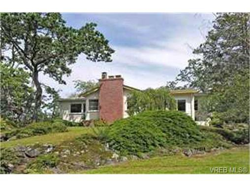 Main Photo:  in VICTORIA: SE Cedar Hill House for sale (Saanich East)  : MLS®# 400227