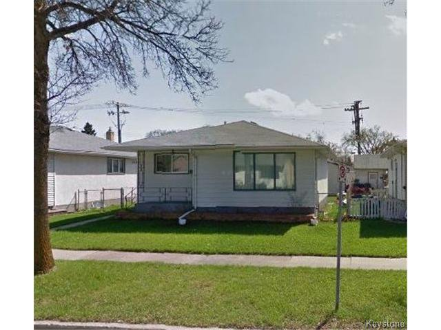 Main Photo: 1074 Atlantic Avenue in WINNIPEG: North End Residential for sale (North West Winnipeg)  : MLS®# 1421376