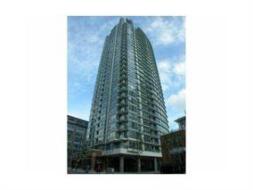 Main Photo: 3202 928 Beatty Street in Vancouver: Yaletown Condo for sale (Vancouver West)  : MLS®# V827156