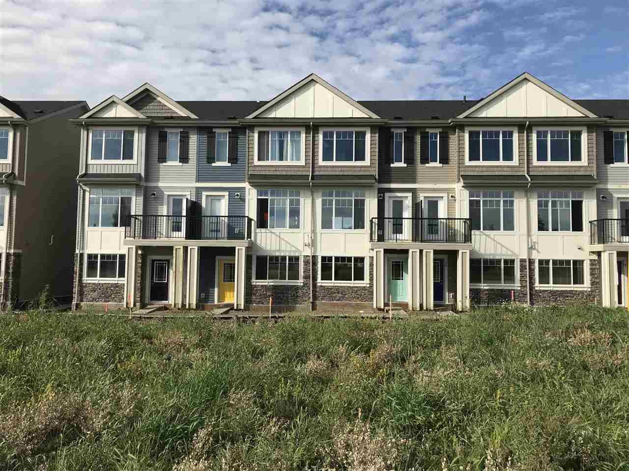 Main Photo: 11 11373 12 Avenue in Edmonton: Zone 16 Townhouse for sale : MLS®# E4173420