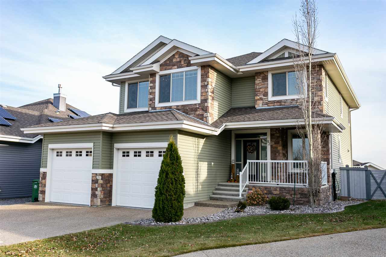 Main Photo: 92 Lacombe Drive: St. Albert House for sale : MLS®# E4178847