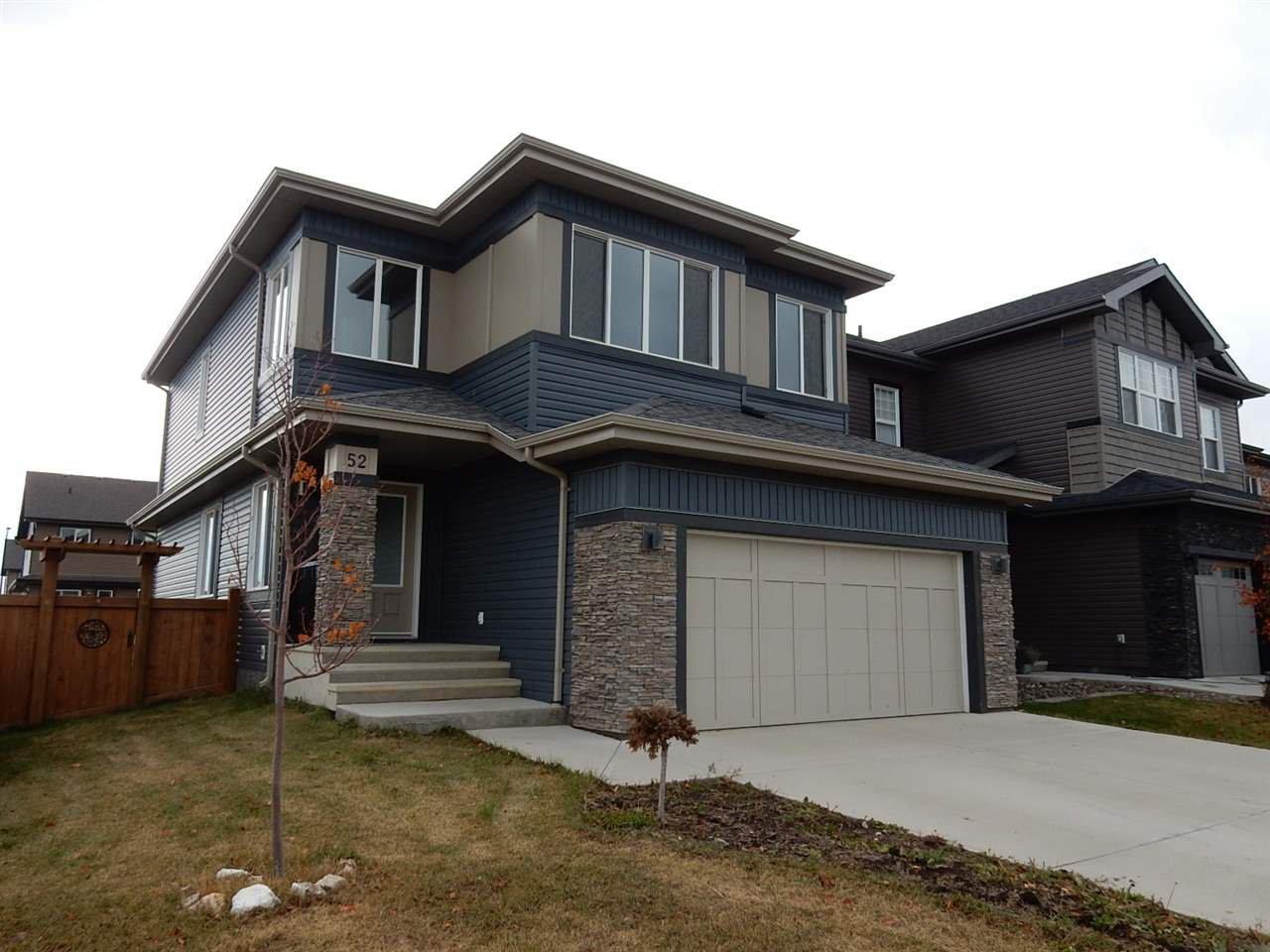 Main Photo: 52 Prescott Close: Spruce Grove House for sale : MLS®# E4180403