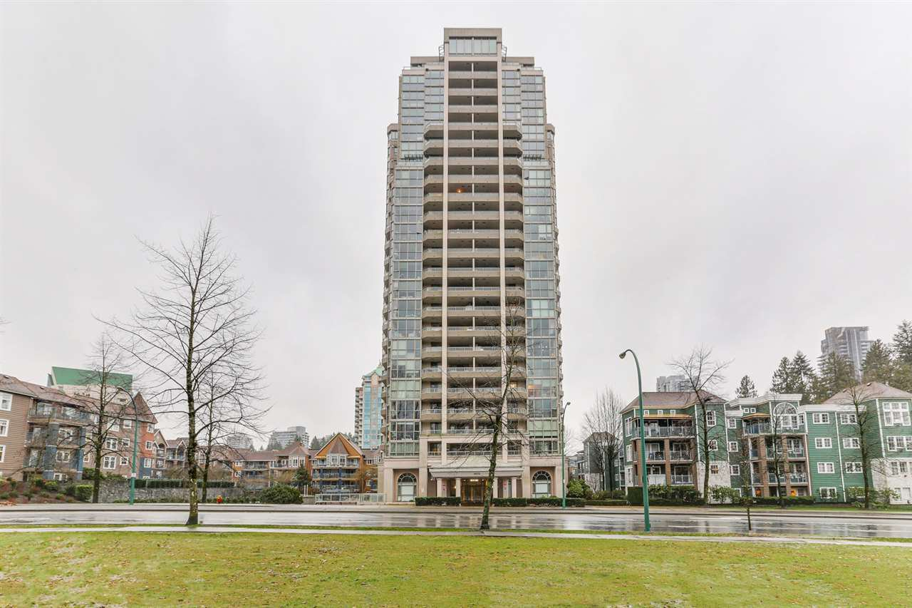 Main Photo: 805 3070 GUILDFORD Way in Coquitlam: North Coquitlam Condo for sale : MLS®# R2433446