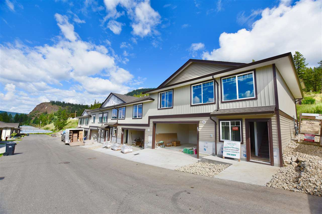 "Main Photo: 27 1880 HAMEL Road in Williams Lake: Williams Lake - City Townhouse for sale in ""HAMEL"" (Williams Lake (Zone 27))  : MLS®# R2441415"