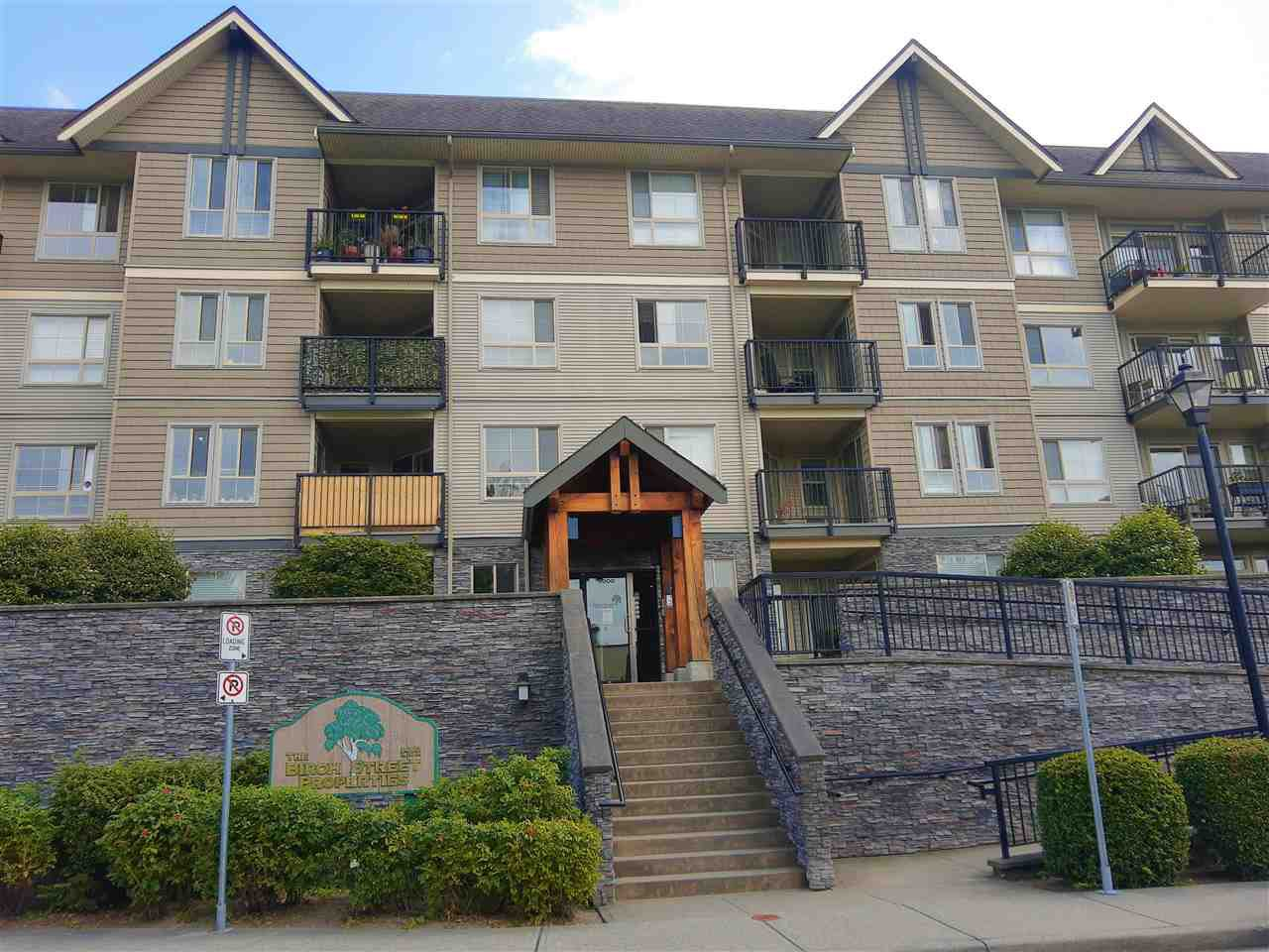 """Main Photo: 311 9000 BIRCH Street in Chilliwack: Chilliwack W Young-Well Condo for sale in """"The Birch Street Properties"""" : MLS®# R2486735"""