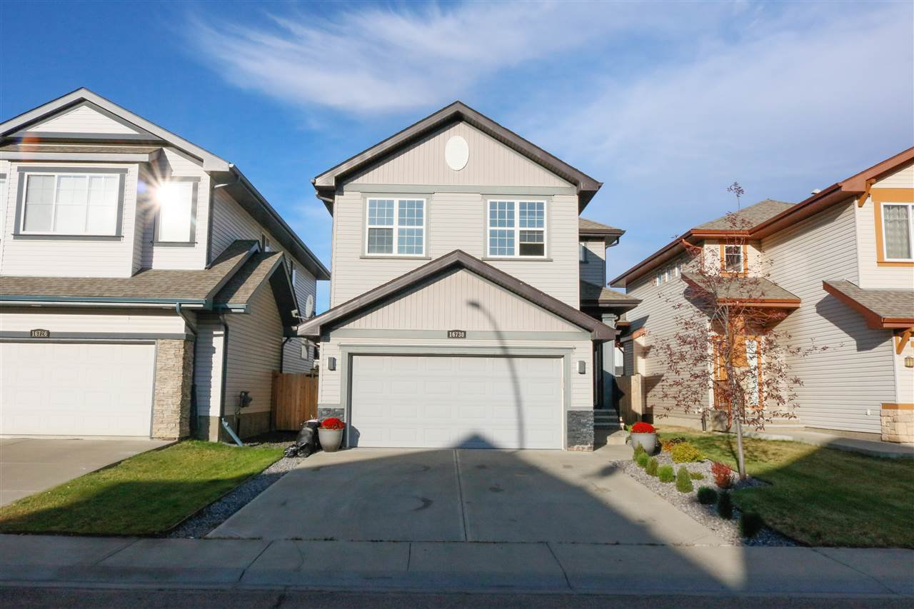 Main Photo: 16730 58A Street in Edmonton: Zone 03 House for sale : MLS®# E4217756