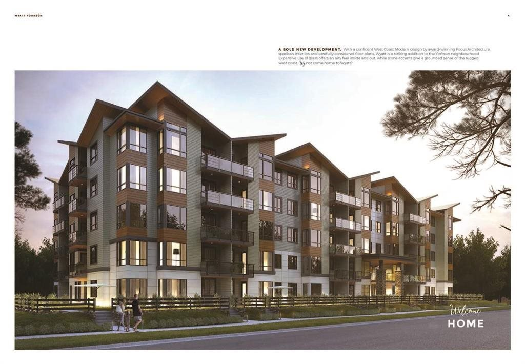 """Main Photo: 517 7811 209 Street in Langley: Willoughby Heights Condo for sale in """"WYATT"""" : MLS®# R2516858"""