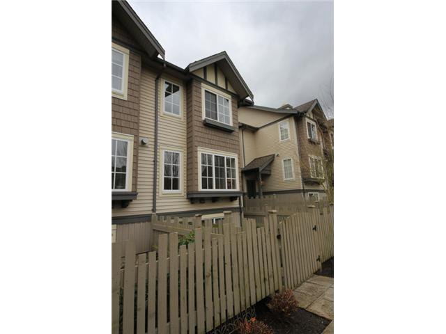 """Main Photo: 134 3288 NOEL Drive in Burnaby: Sullivan Heights Townhouse for sale in """"STONEBROOK"""" (Burnaby North)  : MLS®# V939483"""