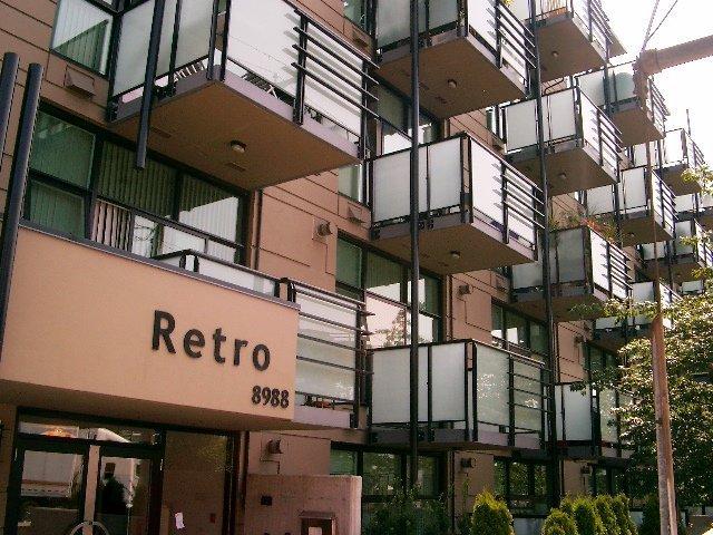 Main Photo:  in Retro Lofts: Marpole Home for sale ()  : MLS®# V605201