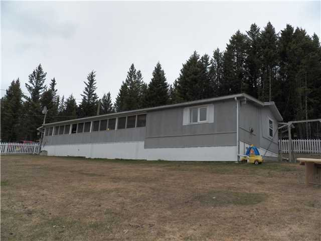 Main Photo: 3748 HILLSIDE Road in Williams Lake: Williams Lake - Rural North Manufactured Home for sale (Williams Lake (Zone 27))  : MLS®# N227845