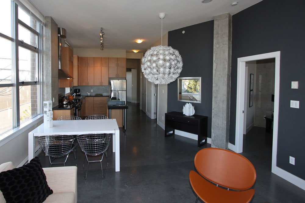 Photo 4: Photos: 313 2635 Prince Edward Street in Vancouver: Mount Pleasant VE Condo for sale (Vancouver East)  : MLS®# V822236