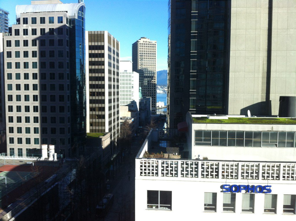 Main Photo: 1007 610 Granville Street in Vancouver: Downtown VW Condo for sale (Vancouver West)  : MLS®# 1039226