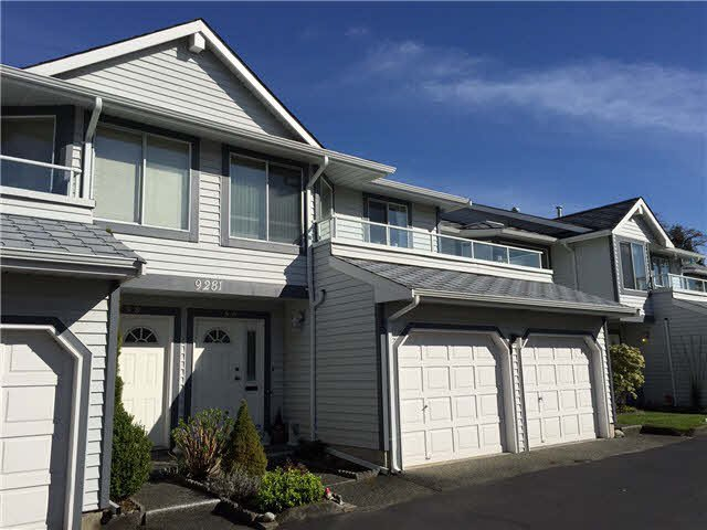 Main Photo: 56 9281 122 ST in Surrey: Queen Mary Park Surrey Townhouse for sale : MLS®# F1435744