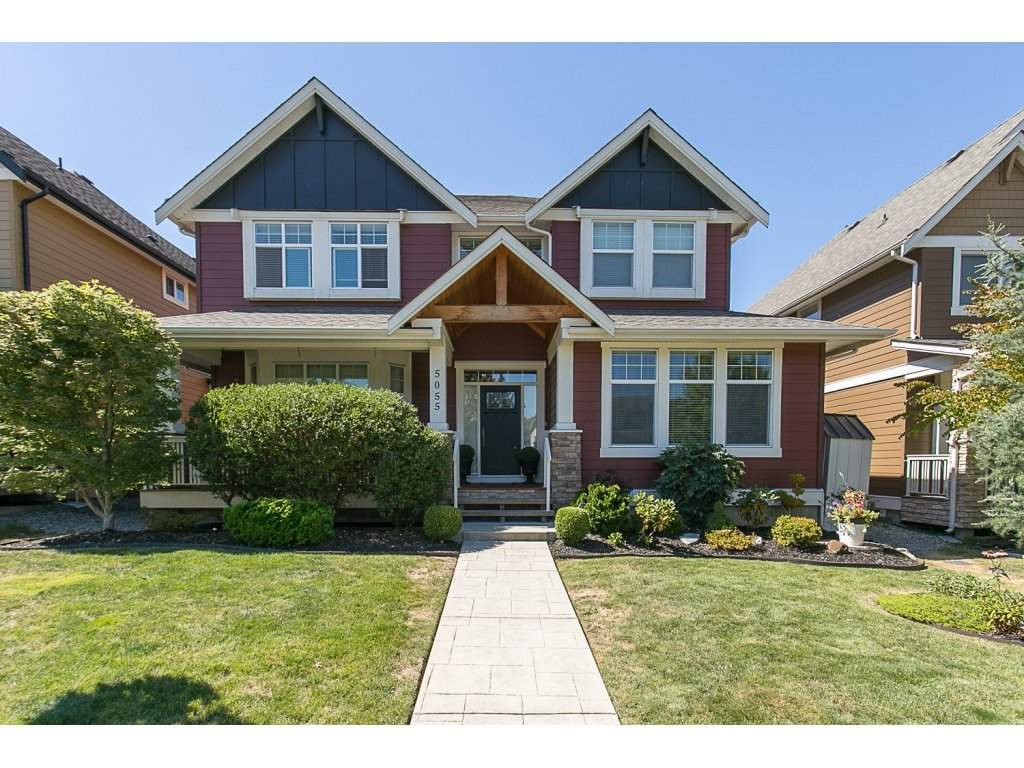 Main Photo: 5055 223RD STREET in Langley: Murrayville House for sale : MLS®# R2102366