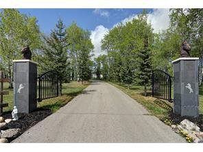 Main Photo: 282088 160 Avenue: Priddis House for sale (Rural Foothills M.D.)  : MLS®# C4061239