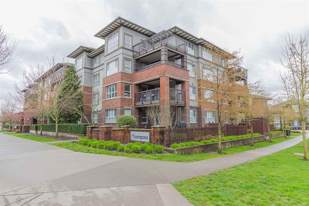 Main Photo: 205 6815 188 STREET in Surrey: Clayton Condo for sale (Cloverdale)  : MLS®# R2255996