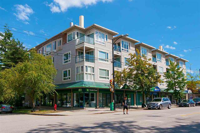 Main Photo: 3590 W 26th Avenue in Vancouver: Dunbar Condo for sale (Vancouver West)  : MLS®# R2301689
