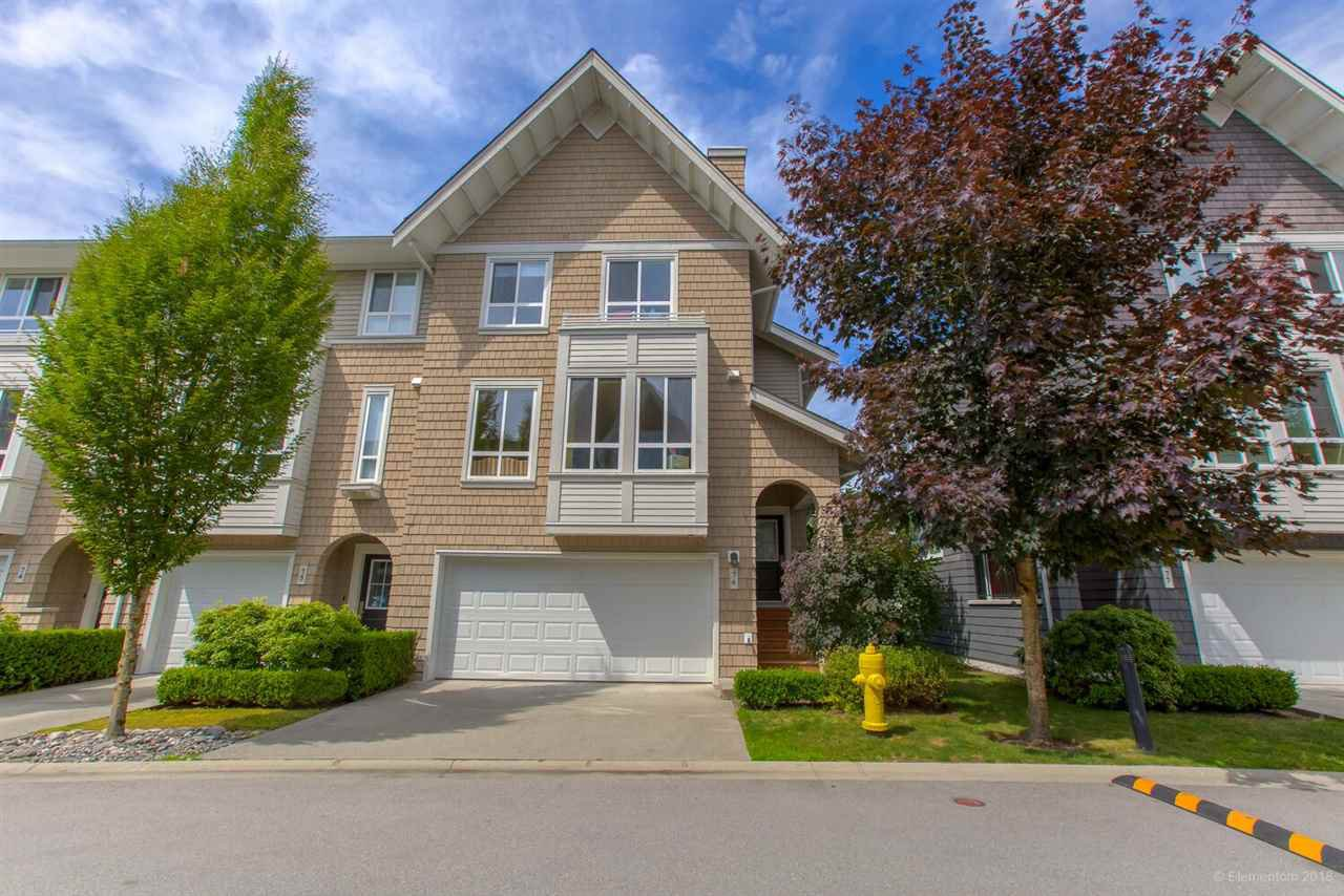 "Main Photo: 76 2418 AVON Place in Port Coquitlam: Riverwood Townhouse for sale in ""LINKS by Mosaic"" : MLS®# R2413726"
