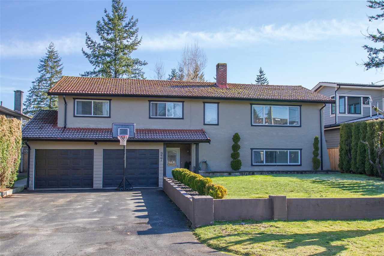 Main Photo: 937 JARVIS Street in Coquitlam: Harbour Chines House for sale : MLS®# R2437277